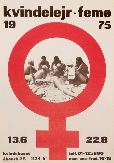 Kvindelejr Femo 1975 (Circle of Women)