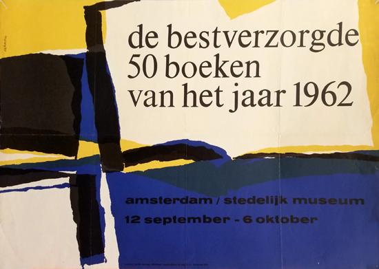 De Bestverzorgde 50 Boeken Van Het Jaar 1962