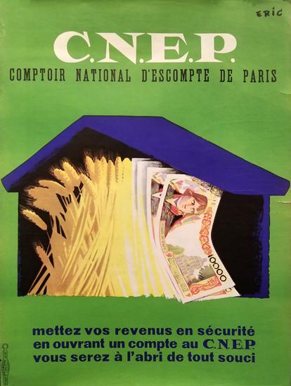 Comptoir National D'Escompte De Paris