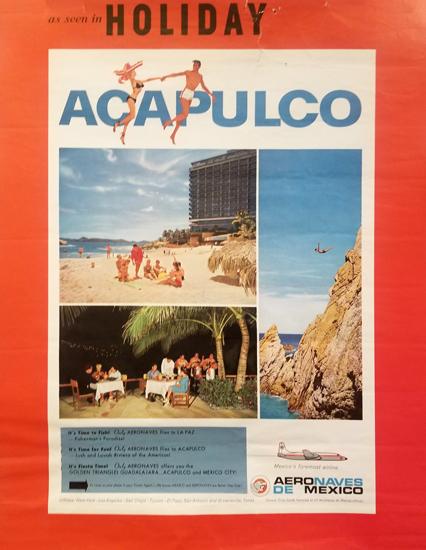Aeronaves De Mexico - Acapulco