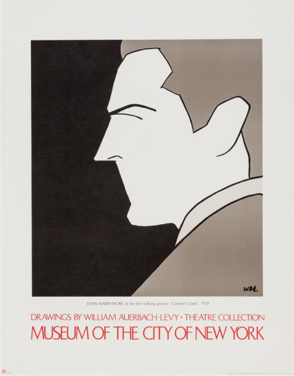Museum of the City of New York John Barrymore in