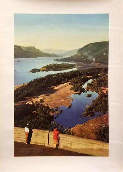 Union Pacific Railroad Columbia River Gorge