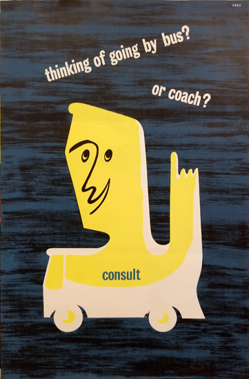 Consult - Thinking of going by bus? Coach?