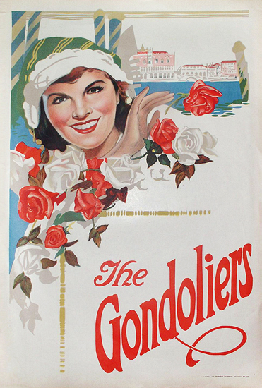 The Gondoliers (Woman)