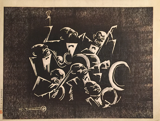 Jazz Print (No Text)
