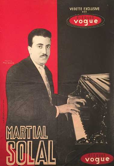 Martial Solal (Pianist)