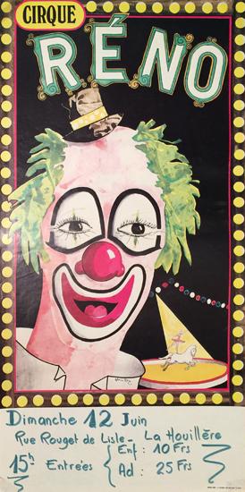 Cirque Reno