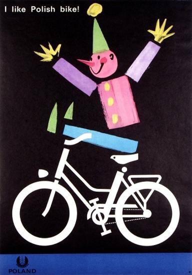 I like Polish bike!