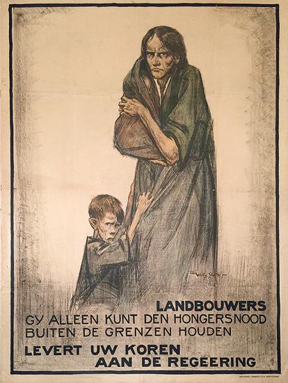 Landbowers Gy Alleen Kunt Den HogersNood
