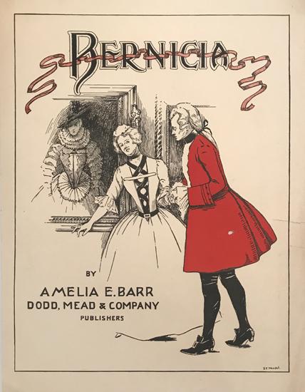 Bernicia by Amelia E. Barr