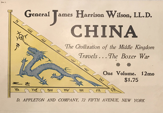 China by Gen James Harrison Wilson, LL.D.