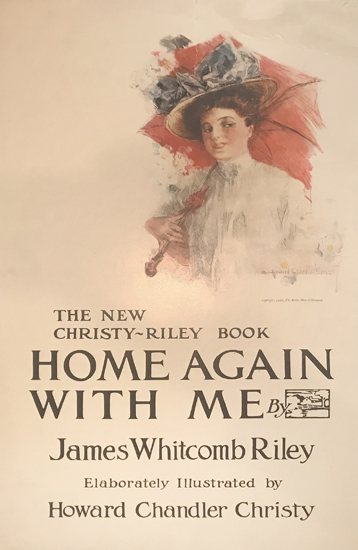 Home Again With Me by James Whitcomb Riley