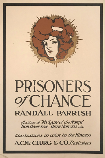 Prisoners of Chance by Randall Parrish