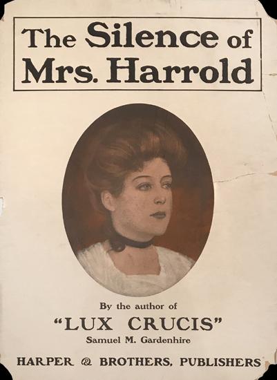 The Silence of Mrs. Harrold by Samuel M. Gardenhire