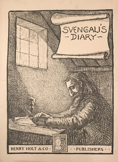Svengali's Diary by Alfred Welch