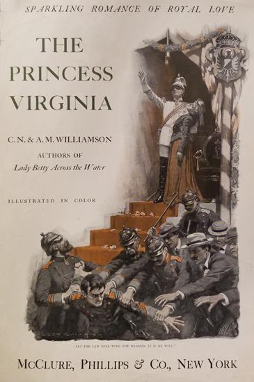 The Princess Virginia by C.N. & A.M. Williamson