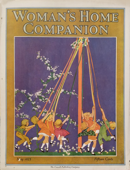 Woman's Home Companion May 1925