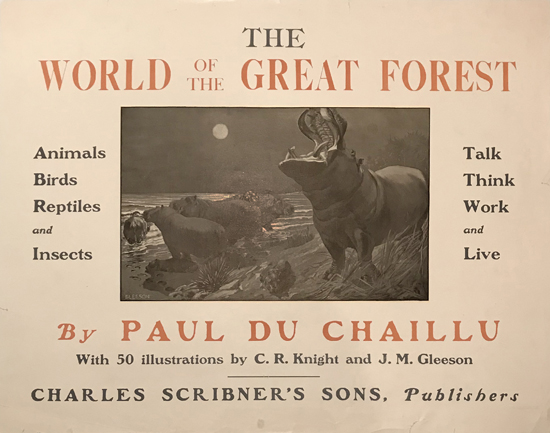 The World of the Great Forest by Paul Du Chaillu