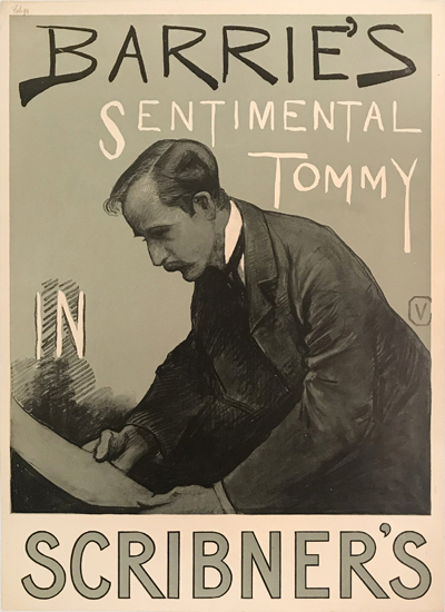 Barrie's Sentimental Tommy in Scribner's