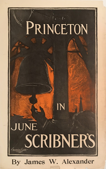 Princeton in June Scribner's by James W. Alexander