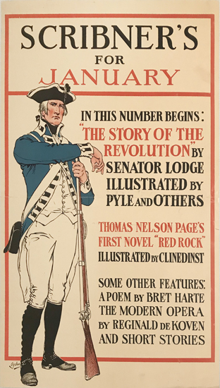 Scribner's for January (George Washington)