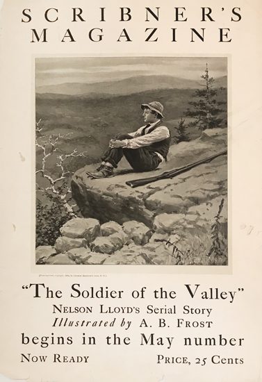 Scribner's Magazine - The Soldier of the Valley
