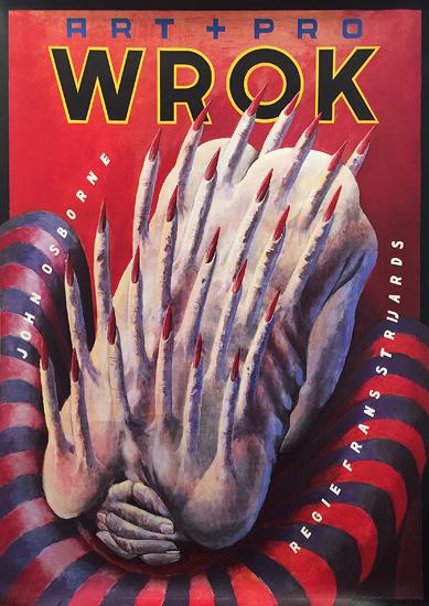 Wrok (Resentment), John Osborne, Regie Frans Strijards