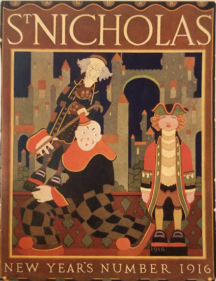 St Nicholas - New Year's