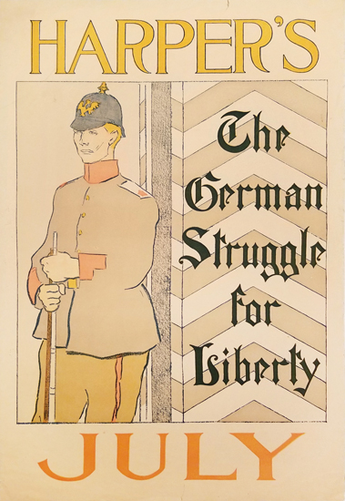 Harpers July- The German Struggle for Liberty