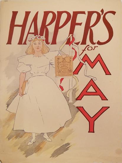 Harper's May - (May Pole)