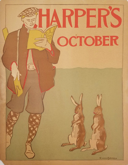 Harper's October (Distracted Hunter, Happy Rabbits)