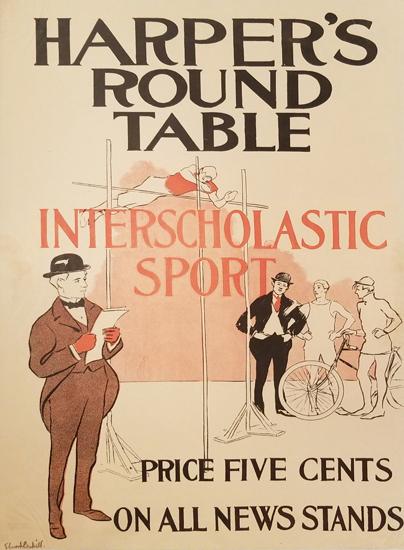 Harper's Round Table Interscholastic Sport