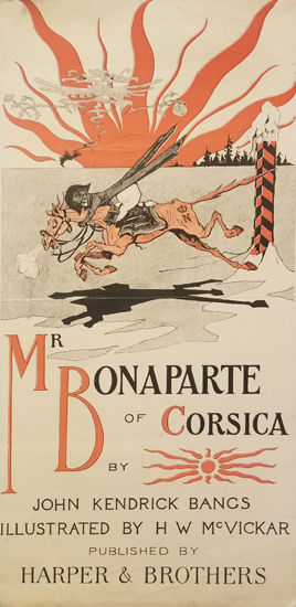 Mr Bonaparte of Corsica By John Kendrick Bangs