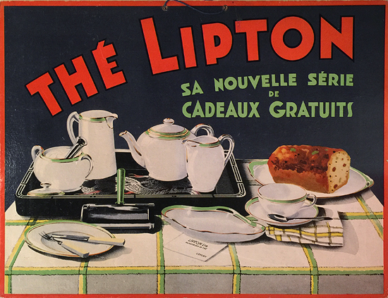The Lipton (Lipton Tea)