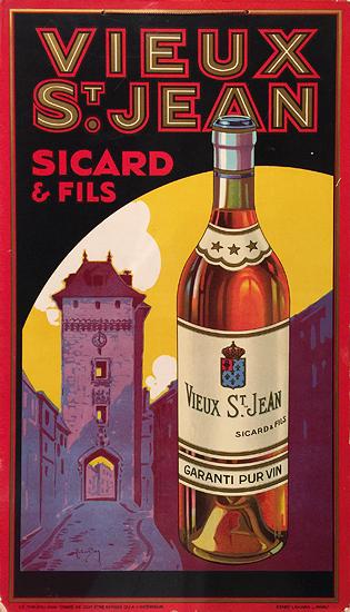 Vieux St Jean Sicard & Fils