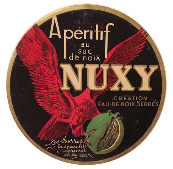 Aperitif Nuxy