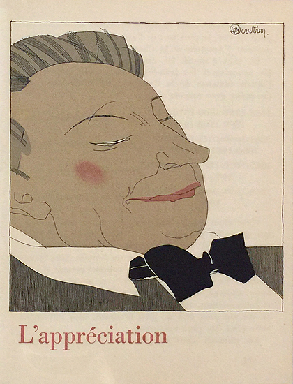 L'appreciation (The civilized drinker) Nicolas Wine Distributor