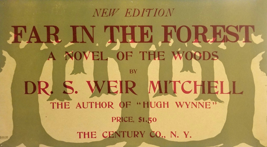 Far in the Forest by Dr. S. Weir Mitchell
