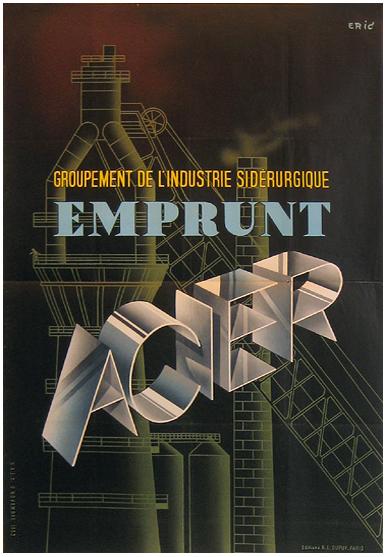 Emprunt Acier (Rig 47x63)