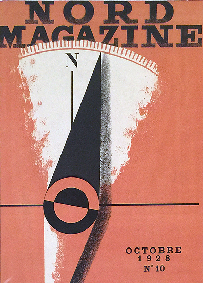Nord Magazine (October 1928, orange)