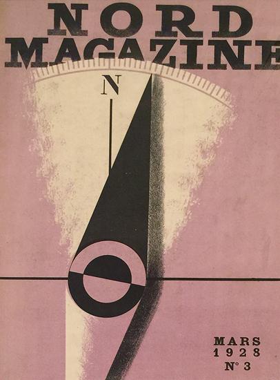 Nord Magazine (March 1928, purple)