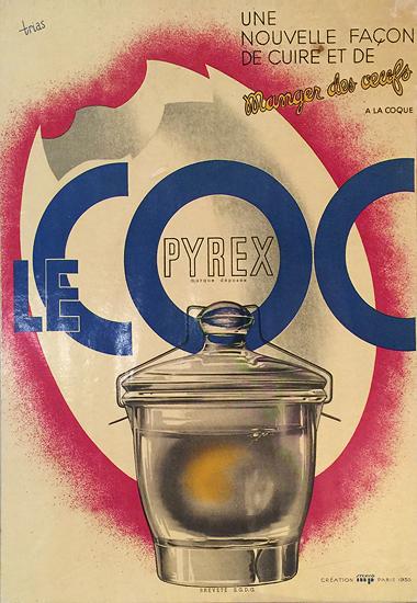 Le Coc Pyrex