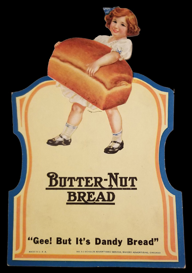 Butter-Nut Bread (Girl)