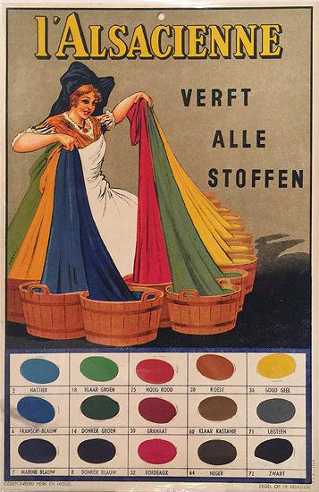 L'Asacienne (Dyes, Carton)