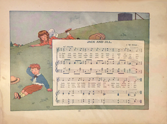 Jack and Jill (Music Sheet)