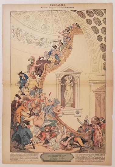 Le Rire - L'Escalier