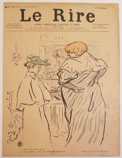 Le Rire - Two Women