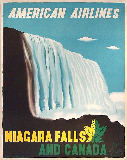 American Airlines Niagara Falls and Canada