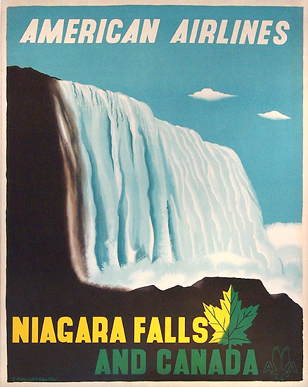 American Airlines Niagara Falls and Canada