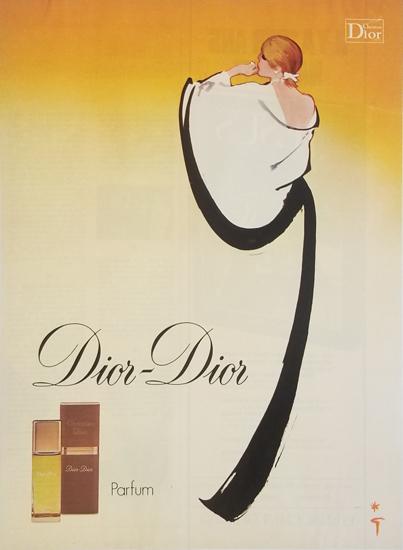 Magazine Ad- Dior Dior